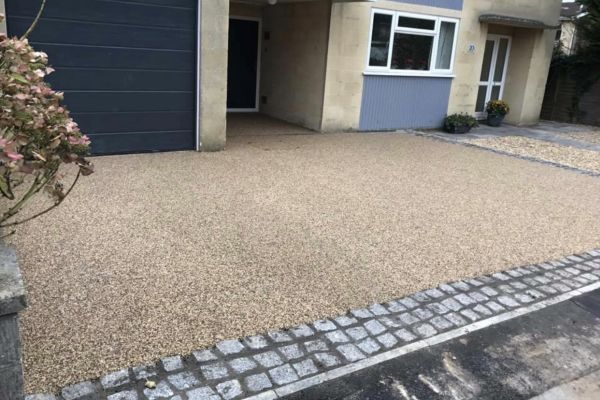 recent project for driveways in bournemouth