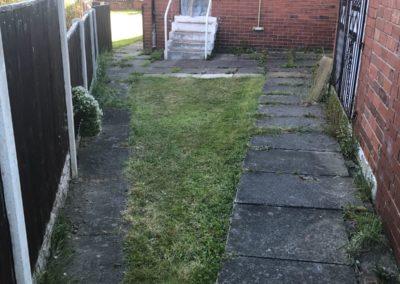 garden fencing rotherham
